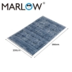 Picture of Marlow Floor Mat Rugs Shaggy Rug Large Area Carpet Bedroom Living Room 200x290cm | Free Delivery