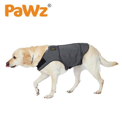 Picture of PaWz Dog Thunder Anxiety Jacket Vest Calming Pet Emotional Appeasing Cloth XL   Free Delivery