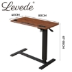 Picture of Levede Standing Desk Height Adjustable Sit Stand Office Computer Table Foldable   Free Delivery