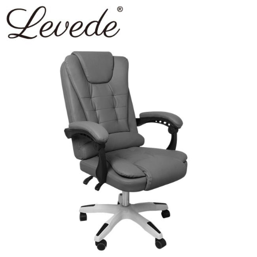 Picture of Levede Gaming Chair Office Computer Seat Racing PU Leather Executive Recliner   Free Delivery