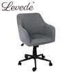 Picture of Levede Office Chair Fabric Computer Gaming Chairs Executive Adjustable Seat Grey | Free Delivery