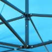Picture of Mountview Gazebo Tent 3x3 Outdoor Marquee Gazebos Camping Canopy Wedding Blue | Free Delivery