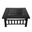 Picture of 3IN1 Fire Pit BBQ Grill Pits Outdoor Patio Garden Heater Fireplace BBQS Grills   Free Delivery