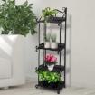 Picture of Levede Plant Stand 4 Tiers Outdoor Indoor Metal Flower Pots Rack Garden Shelf | Free Delivery