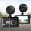 """Picture of 1080P Car Dash Camera FHD 3""""LCD Video DVR Recorder Dual Lens Night Vision 32GB   Free Delivery"""