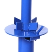 """Picture of Tyre Changer Bead Breaker ATV Van Motorcycle Vehicle Manual Tool  8""""-18"""" Blue 