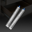 Picture of 150KG Drawer Slides 711MM Full Extension Soft Close Locking Ball Bearing Pair   Free Delivery
